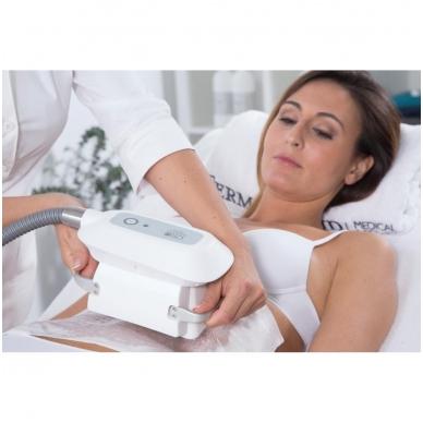 Criocuum krioterapijos aparatas riebalų šalinimui be operacijų