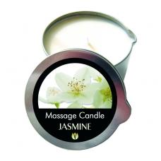 Jazminų kvapo masažinė žvakė