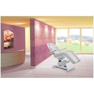 Lemi3 kosmetologinė lova, elektrinis aukščio regulaivimas