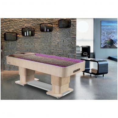 SPA Dream 2 in 1 SPA masažinis stalas su kvarco smėliu